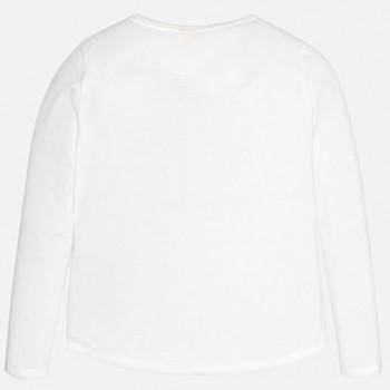 MAYORAL girl shirt white 7065-47