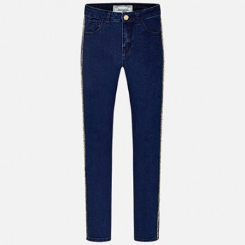 MAYORAL girl trousers blue 75441-5