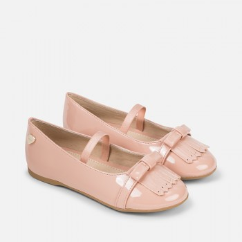 Mayoral girl ballerinas pink 46711-42