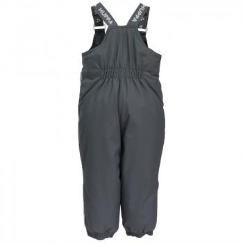 Huppa SONNY Bib-pants dark gray 160g 2613BASE-70048