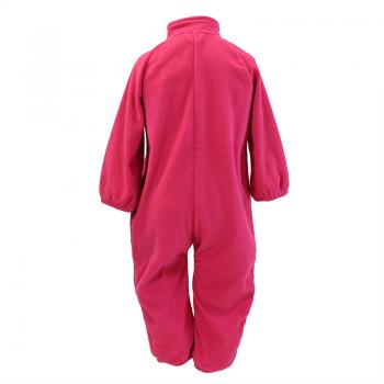 Huppa ROLAND fleece overall fuchsia 3304BASE-00063