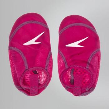 Speedo pool sock fuchsia 8-083894380