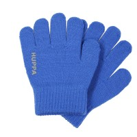 Huppa LEVI knitted gloves blue 82050000-70035