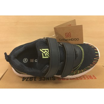 Catmandoo boy multisport shoes navy/lime 772302-001