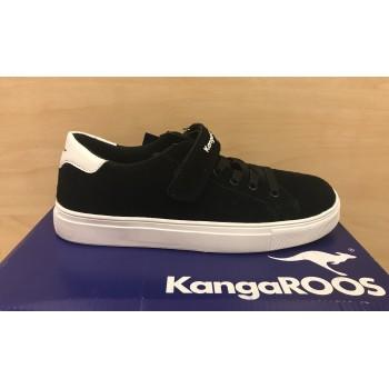 KangaROOS shoe black/white 77550 0 201