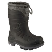 Viking EXTREME black/grey with warm lining thermo rubberboots 5-75400-203