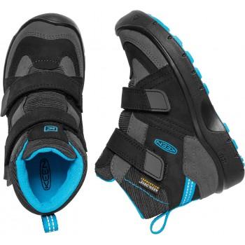 KEEN HIKEPORT MID Waterproof black/blue
