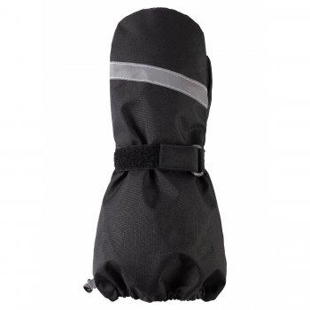 Lassie mittens black 120g 727717-9990