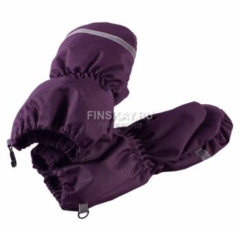 Lassie mittens 120g purple 717706-4920