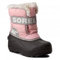 SOREL Snow Commander Cupid/Dove NC1877-651