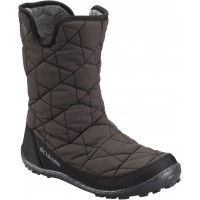 COLUMBIA Youth Minx Slip Omni-Heat Waterproof winterboots black BY1329-010