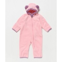 Columbia Tiny Bear Bunting baby pink SN0214-480
