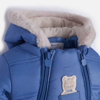 MAYORAL baby overall blue 2611-92