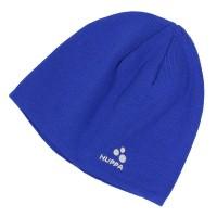 HUPPA knitted hat PEPPI blue 8344BASE-00035