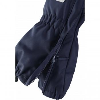 LASSIE mittens dark blue 717701-6960