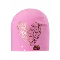 Lassie beanie soft pink 728730-4160