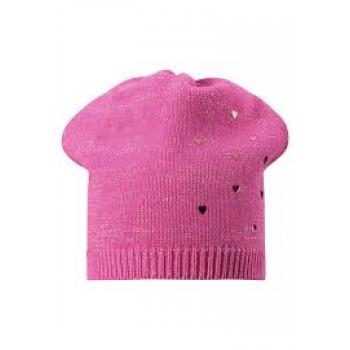 Lassie beanie candy pink 728732-4400