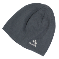 HUPPA knitted hat PEPPI grey 8344BASE-00048