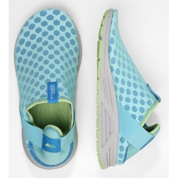 COLUMBIA Molokini Slip Coastal Blue, Jade Lime BL4643-451