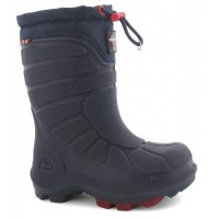 Viking EXTREME navy/red with warm lining thermo rubberboots 5-75400-510