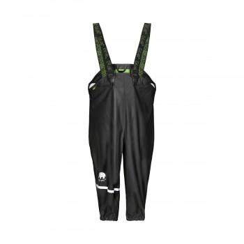 CeLaVi black rainwear pants 1155-106