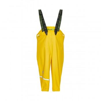 CeLaVi yellow rainwear pants 1155-324