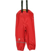 CeLaVi red rainwear pants 1155-402
