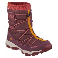 VIKING TOFTE wine/dark red GORE-TEX winterboots 3-88120-4152