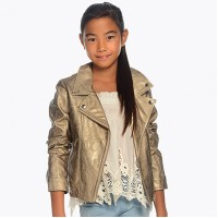 MAYORAL leather jacket 6410-41