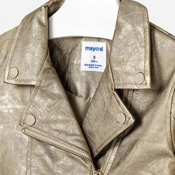 MAYORAL leather jacket 6410-41