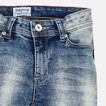 MAYORAL Slim fit basic jeggings for girl 556-5