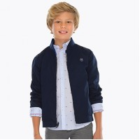 MAYORAL Reversible Pacific jacket for a boy 6429-75