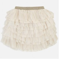 MAYORAL Tulle skirt for a girl 6905-21