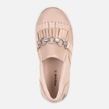 MAYORAL Fringe trainers for girl 45009-40
