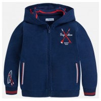 MAYORAL boy sweatshirt dark blue 3464-64
