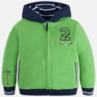 MAYORAL boy sweatshirt green 3464-63