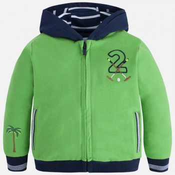MAYORAL boy sweatshirt green 3464-63