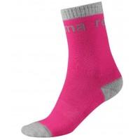 Reima Boot meriinovilla sokid roosa/hall 527310-3600