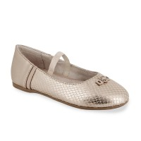 Mayoral girl ballerinas rose metal  43031-92