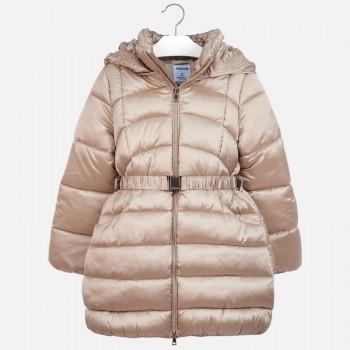 MAYORAL belted long coat 7419-56
