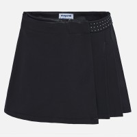 MAYORAL plush skirt navy 7107-62
