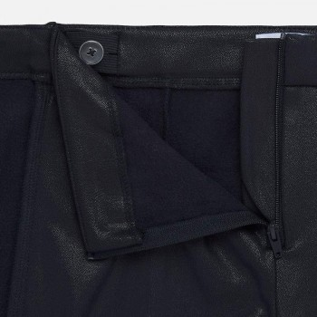 MAYORAL plush skirt navy 7107-62