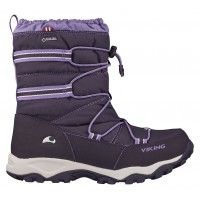VIKING TOFTE aubergine/purple GORE-TEX winterboots 3-88120-8316