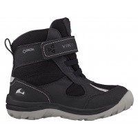 Viking HAMAR Kids black/charcoal GORE-TEX winterboots 3-89310-277
