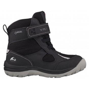 Viking HAMAR Kids black/charcoal GORE-TEX winterboots 3-89310-277