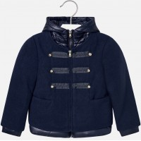 MAYORAL two-in-one jacket 7483-89