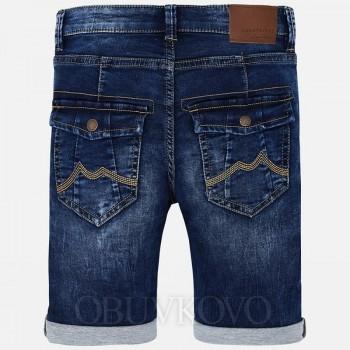 MAYORAL boys yeans shorts 6254-92