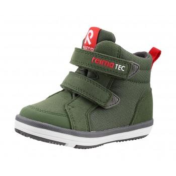 REIMAtec Patter mid-season shoes Khaki Green 69445-8930