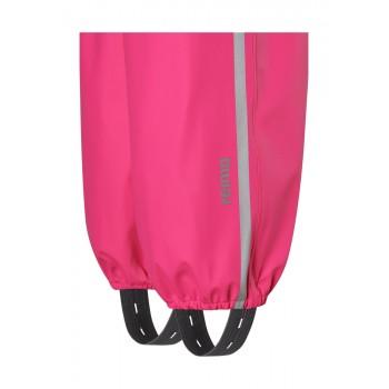 REIMA Lammikko rain pants Candy Pink 522233-4410