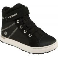 VIKING Sagene Mid GTX Black/White 3-47030-201